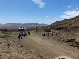 Lesotho Truck