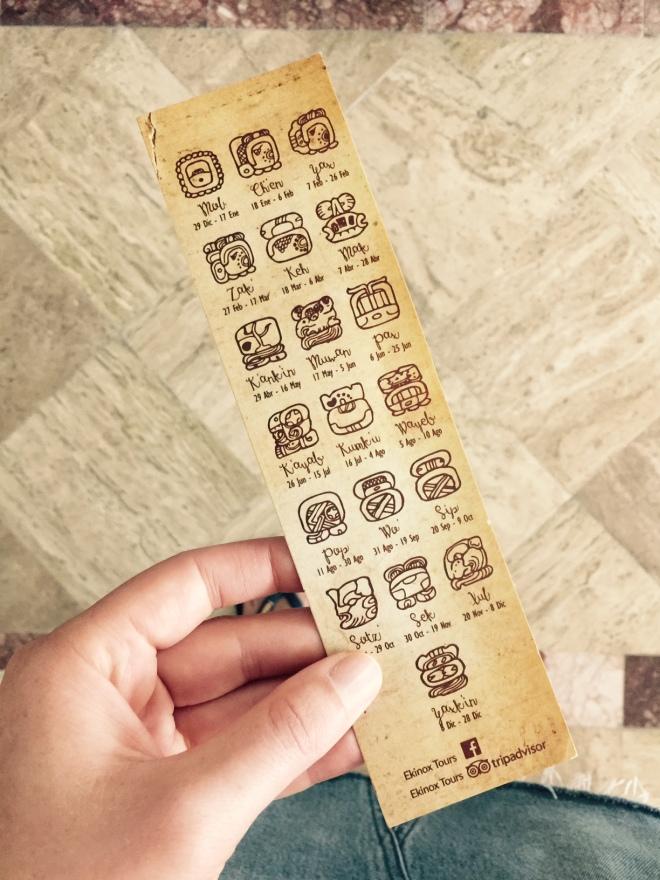Cun Maya Kalender