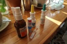und Melis Medizin!