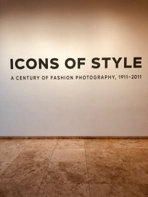 Ausstellung Icon Of Style